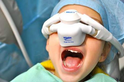 sedación consciente niños